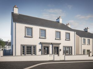 AJC new build homes for sale in Chapelton, Aberdeenshire