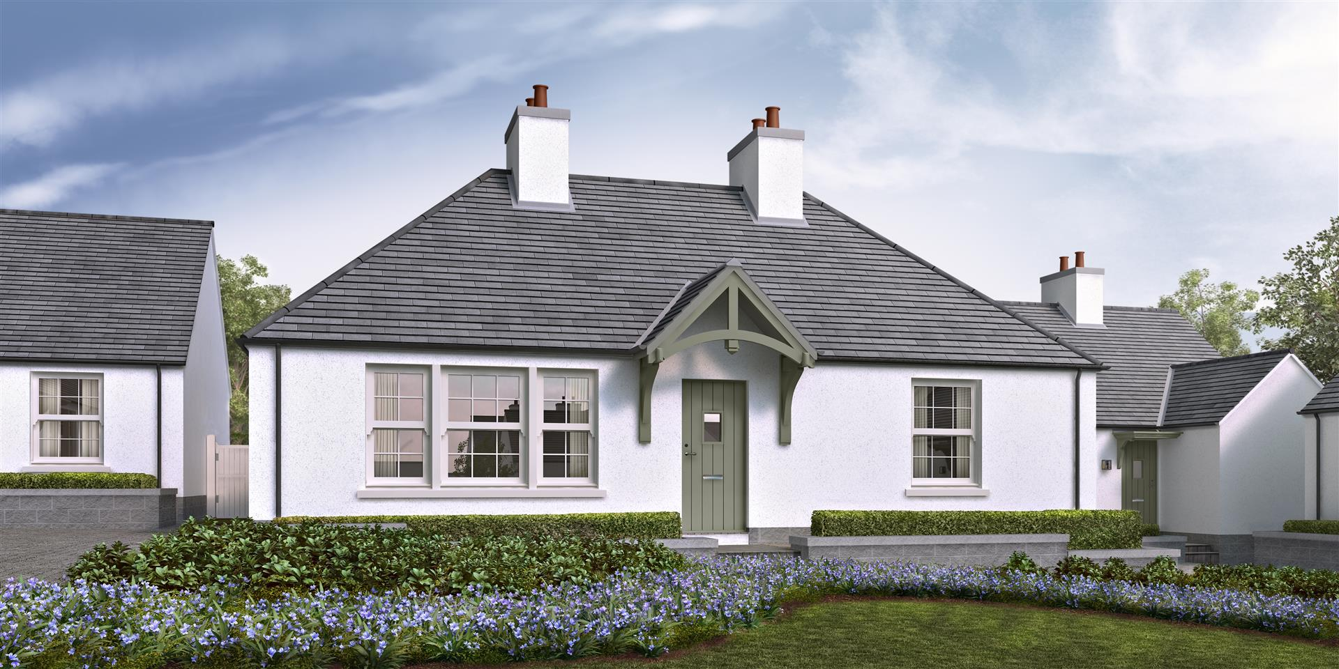 New build homes and houses for sale in Chapelton, Aberdeenshire