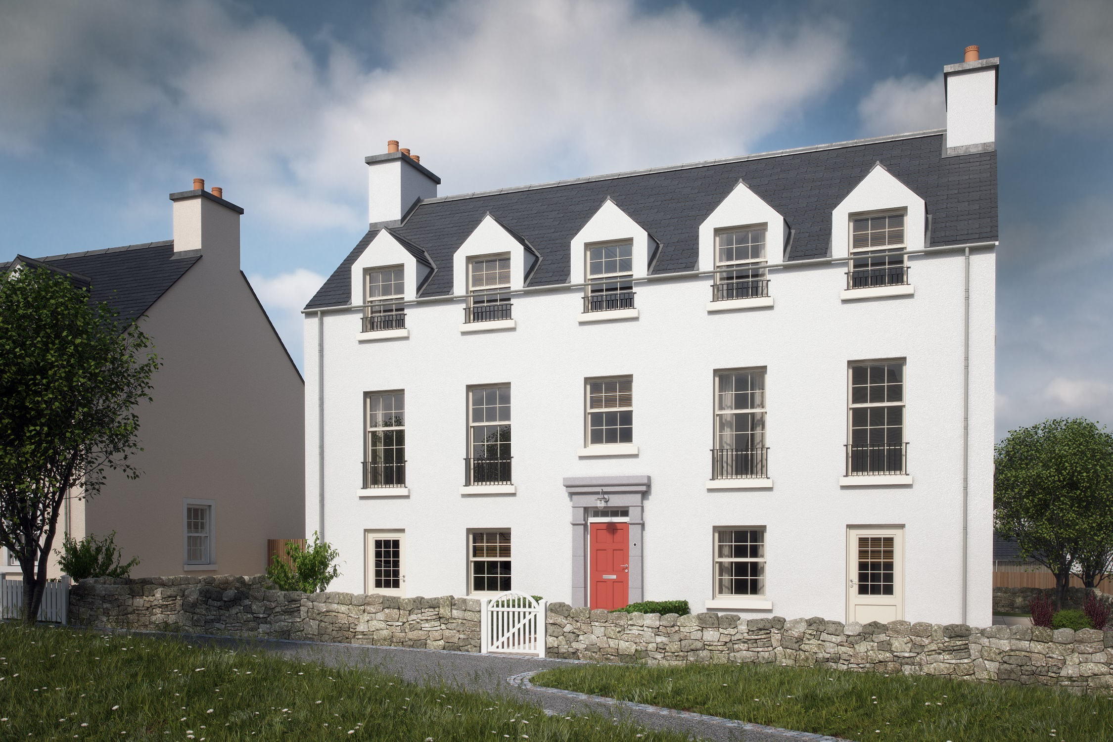 Keithlock Property in Aberdeen